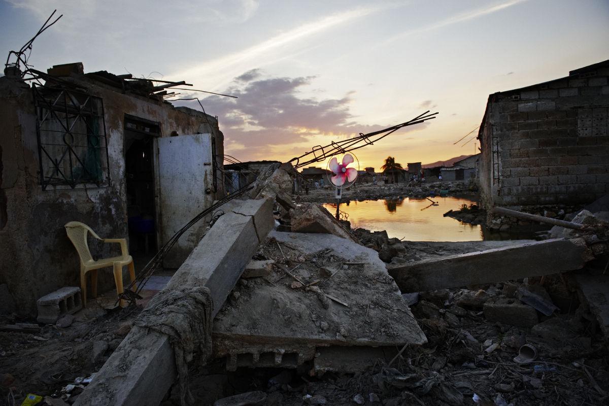 Klaus Bo Haiti Flooding