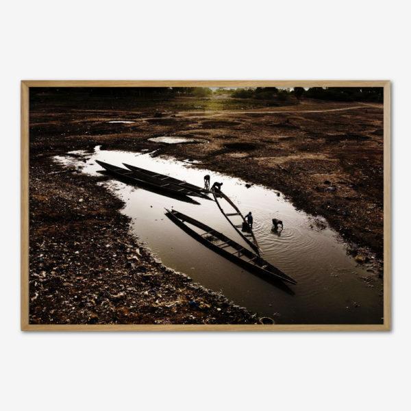 Det sidste vand. Foto Jakob Dall.