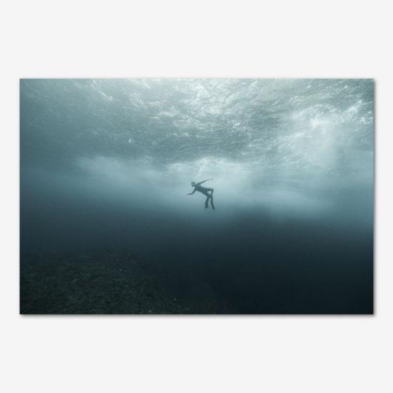 Under The Waves. Foto Nanna Kreutzmann.