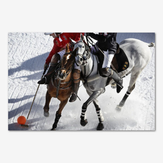Polo on Ice. Foto Tine harden.
