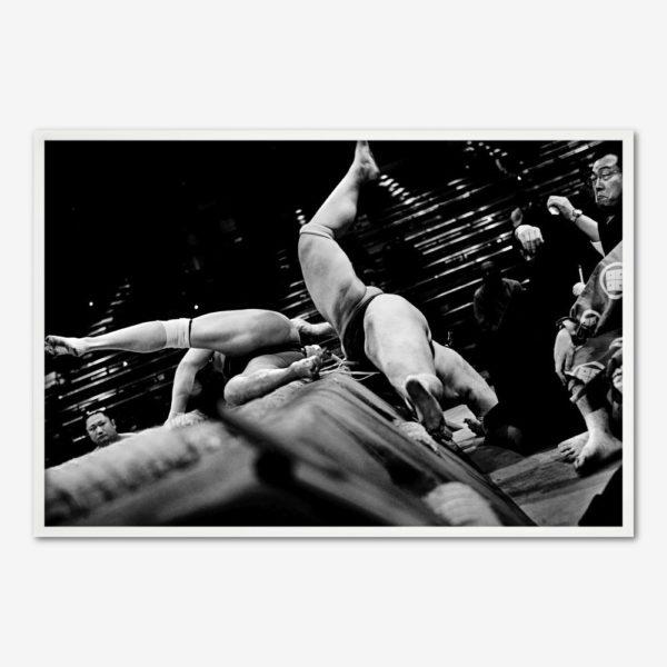 Sumo Boys 1 af Steven Achiam.
