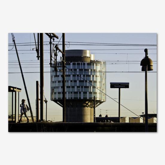 Portland Towers i Nordhavn. Foto Thorbjørn Hansen.