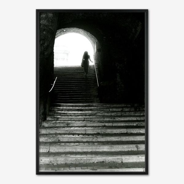 Trappen i Rom. Foto Søren Rud.