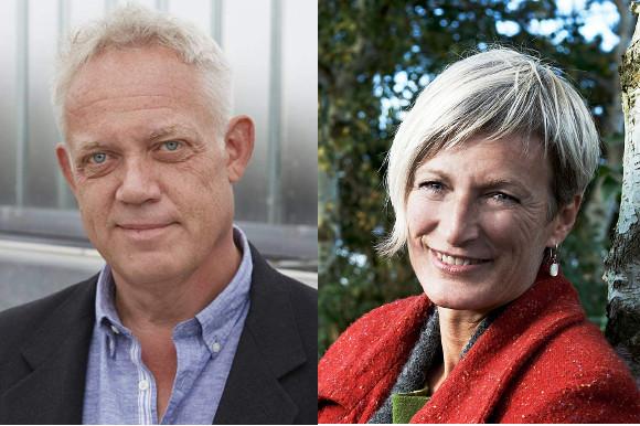 Troels Rasmussen og Inge Bang